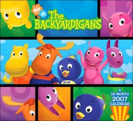 2007 Backyardigans Wall Calendar
