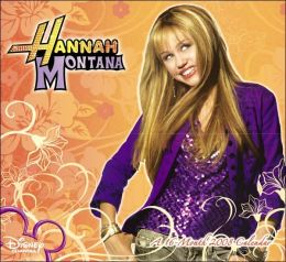 2008 Hannah Montana Wall Calendar