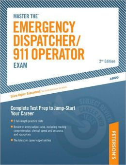 Emergency Dispatcher: 911 Operator Exam
