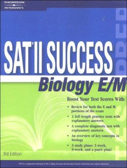 SAT II Success Biology E/M