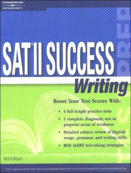 SAT II Success Writing