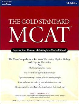 The Gold Standard MCAT