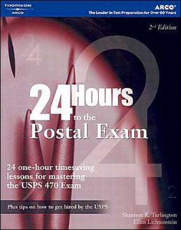 24 Hours to the Postal Exam