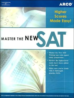 Master the New SAT 2005