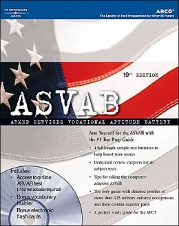 ASVAB with CD-ROM