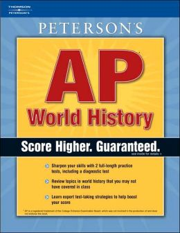 AP World History: Master the AP* World History test and earn college credit