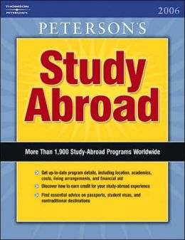 Peterson's Study Abroad