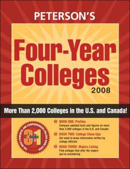 Four-Year Colleges 2008