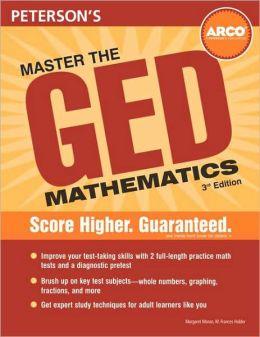 Master the GED: Mathematics