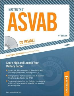 Master the ASVAB: Armed Services Vocational Aptitude Battery