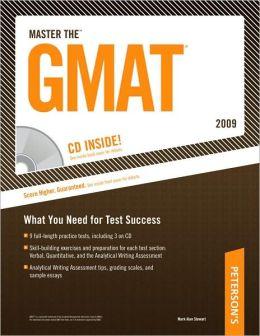 Master the GMAT 2009