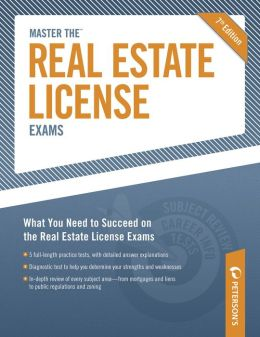 Master The Real Estate License Examinations