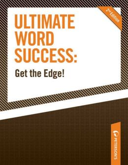 Peterson's Ultimate Word Success - Get the Edge