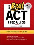 Book Cover Image. Title: The Real ACT, 3rd Edition, Author: ACT, Inc.