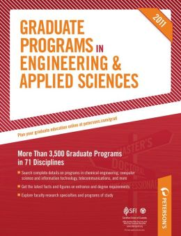 Peterson's Graduate Programs in Computer Science and Information Technology - Electrical and Computer Engineering, and Energy and Power Engineering 2011, Sections 8-10 of 20