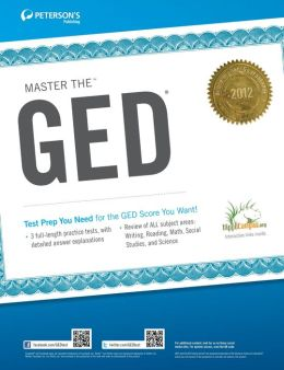 Master the GED: The GED Tests--The Basics: Part I of VII