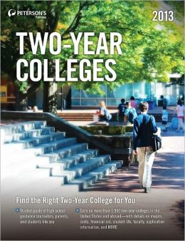 Two-Year Colleges 2013