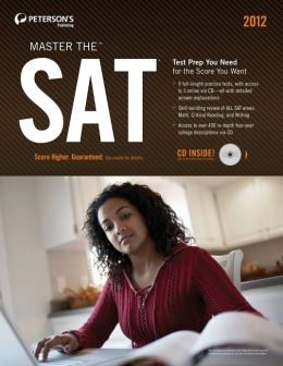 Master the SAT Critical Reading: Part III of V