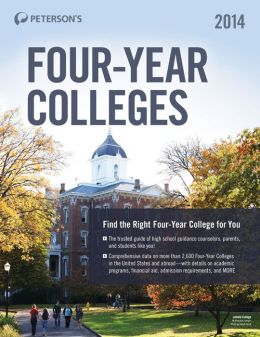 Four-Year Colleges 2014