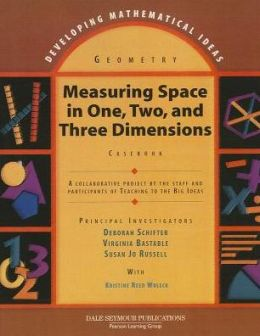 Developing Mathematical Ideas Measuring Space Casebook