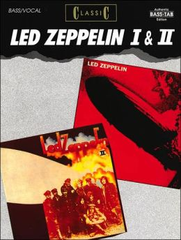 Classic Led Zeppelin I & II: Authentic Bass TAB