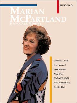 Marian McPartland Piano Jazz, Vol 1
