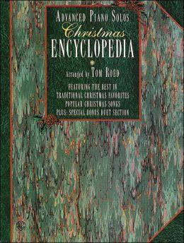 Advanced Piano Solos Encyclopedia: Christmas