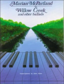 Marian McPartland -- Willow Creek and Other Ballads: Piano Solos