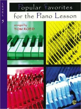 Popular Favorites for the Piano Lesson: Level 5