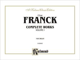 Organ Works, Vol 1