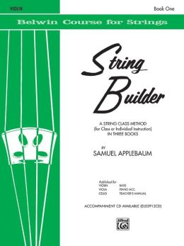 String Builder, Bk 1: Violin