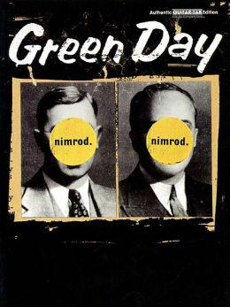 Green Day -- Nimrod: Authentic Guitar TAB