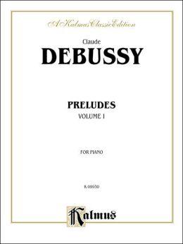 Preludes, Vol 1
