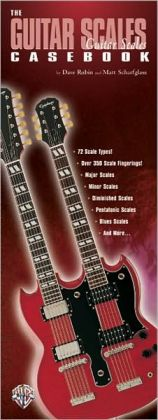 The Guitar Scales Casebook