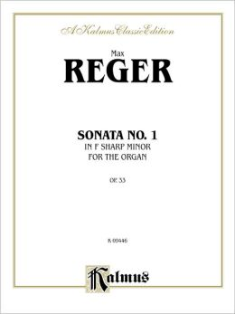 Sonata in F-Sharp Minor, Op. 33: Sheet