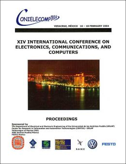 14th International Conference on Electronics, Communications, and Computers :CONIELECOMP 2004