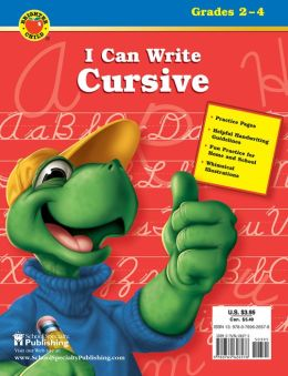 I Can Write Cursive