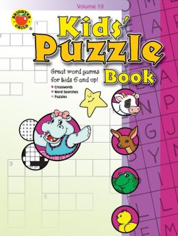 Kids Puzzle Book #19