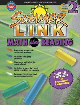 Summer Link, Math & Reading Grades 1-2