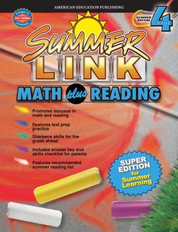 Summer Link, Math and Reading Grades 3-4