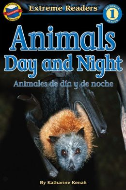 Animals Day and Night / Animales de día y de noche