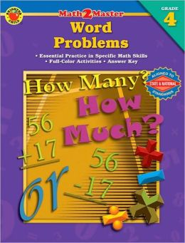 Word Problems: Grade 4