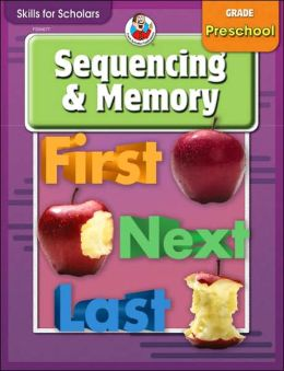 Sequencing and Memory, Preschool
