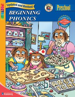 Spectrum Beginning Phonics, Preschool