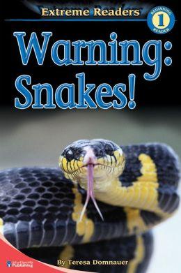 Warning: Snakes!, Level 1