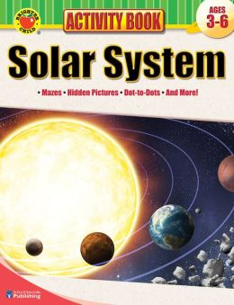 Brighter Child Our Solar System Activity Book
