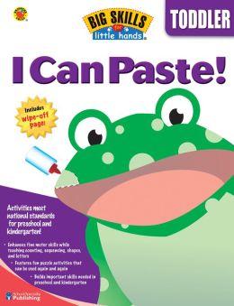 Big Skills for Little Hands: I Can Paste