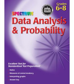 Spectrum Data Analysis and Probability Grades 6-8