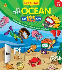 In The Ocean: Lift A Flap