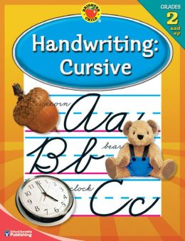 Handwriting: Cursive